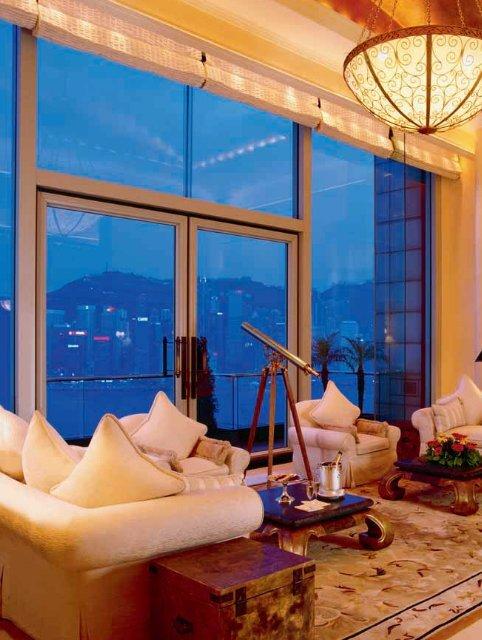 The Peninsula Hongkong - Living Fine