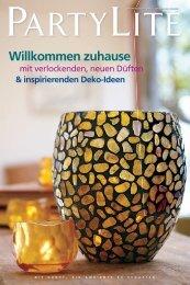 Hauptkatalog Jan-Aug 2012 - PartyLite Kataloge