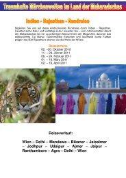 Delhi – Mandawa – Bikaner – Jaisalmer ... - Reisegesellschaft.at