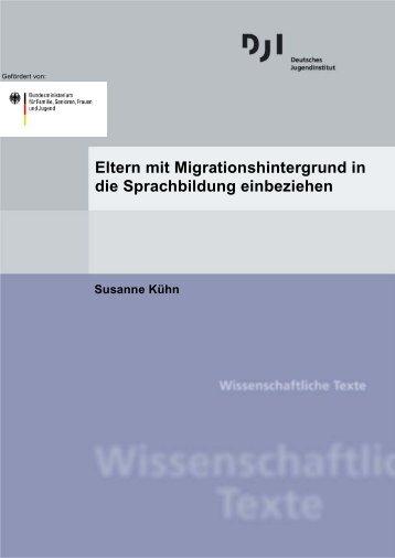 Eltern mit Migrationshintergrund in die Sprachbildung einbeziehen