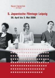 Katalog - 7.Japanische Filmtage Cinematheque Leipzig