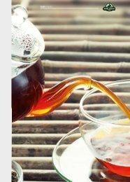 glas / glass - Mount Everest Tea Company GmbH