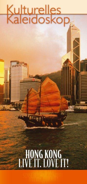 Kulturelles Kaleidoskop - Discover Hong Kong