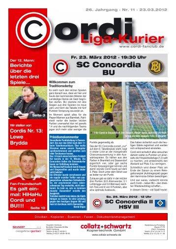 Liga-Kurier 2011/2012 #12 BU