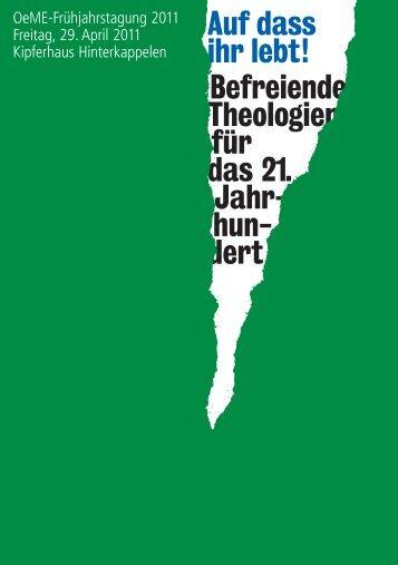 Auf dass ihr lebt! - Reformierte Kirchen Bern-Jura-Solothurn