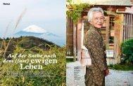 Auf der Suche nach dem fast ewigen Leben - Silke Pfersdorf l ...
