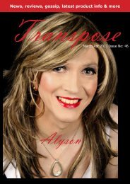 News, reviews, gossip, latest product info & more - Transpose