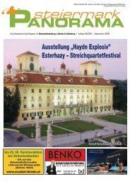 Ausgabe 07/09 - Steiermark Panorama