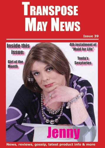 MAY NEWS TRANSPOSE