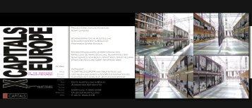 X Capitals Europa PDF Katalog Text 12.5.08 23S deu.indd