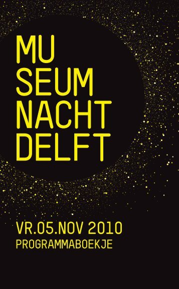 01 02 - Museumnacht Delft