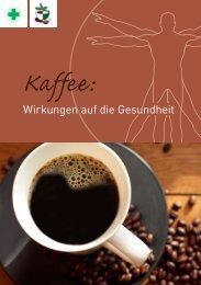 Kaffee-Broschüre.pdf - Deutsches Grünes Kreuz e.V. (DGK)