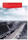 Solar technology of superior quality. - Kyocera Solar - Page 5