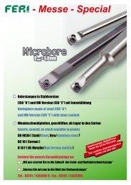 - Messe - Special - bei FERI Werkzeuge