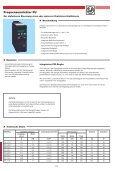 Elektronische Drehzahlsteller - Soler & Palau - Seite 5