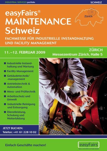Easyfairs Broschüre (pdf) - flowRelations