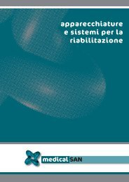 scarica il nostro catalogo (formato pdf) - Medical San