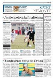 11/06/2007 Play Off - Semifinali - Partite di - serie d news