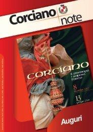 Corciano Note 12 2007_small.pdf - Comune di Corciano