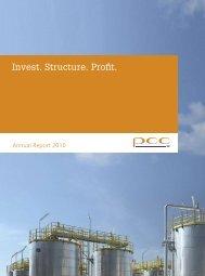 Annual Report 2010 - PCC SE