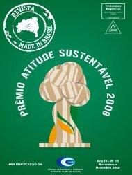 Fotos Prêmio Atitude Sustentável 2008 - Caerj