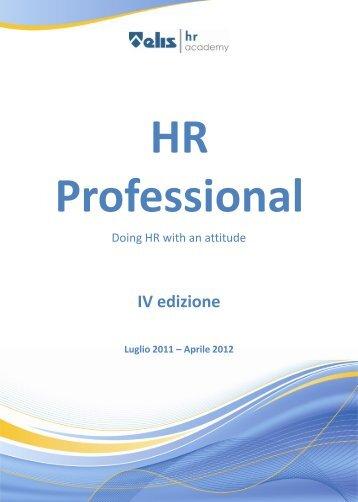 HR Professional - TECA ELIS