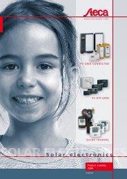 solar eleCTroNICs - Enereco Srl