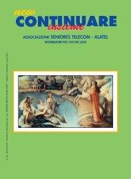 alatel associazione - Seniores Telecom Italia - Alatel Lazio