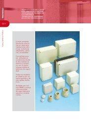 Cajas y tableros/ Tecbox La más completa familia de ... - Tecnova