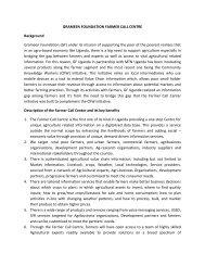 GRAMEEN FOUNDATION FARMER CALL CENTRE.pdf - TECA