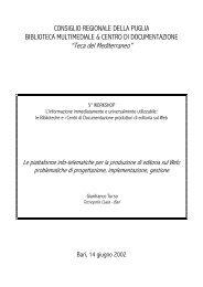 """Teca del Mediterraneo"" - Biblioteca del Consiglio Regionale della ..."