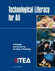 Technological Literacy for All - International Technology and ...
