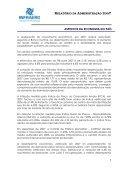 RELATÓRIO ANUAL 2007 - Infraero - Page 7