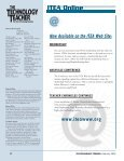 FEBRUARY 2003 VOL. 62 NO. 5 - International Technology and ... - Page 4