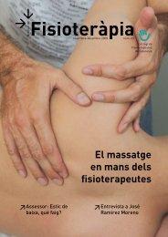 El massatge en mans dels fisioterapeutes - Col·legi de ...