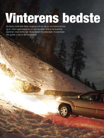Vinterdæk 2007 - FDM