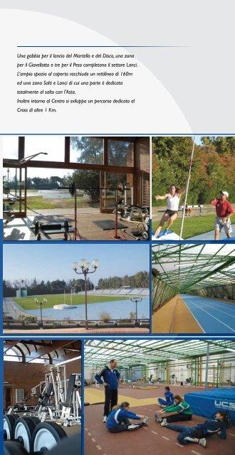 FORMIA - Centro di Preparazione Olimpica - Coni