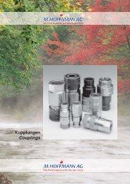 Kupplungen Hoffmann - SUTTER Hydraulik & Pneumatik AG