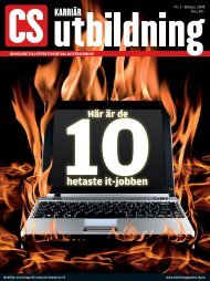 hetaste it-jobben - IDG