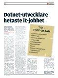 hetaste it-jobben - IDG - Page 6