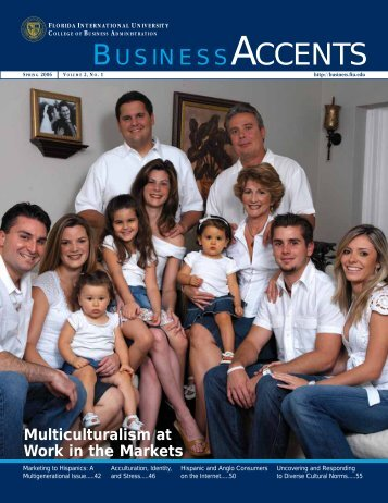 ACCENTS - FIU College of Business Home - Florida International ...