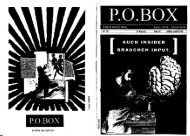se abre un documento pdf - P. O. Box