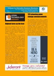 Issue 250 - Legal Technology Insider