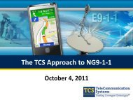 TCS Approved PPT template - State of Michigan
