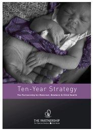 Ten-Year Strategy - World Health Organization