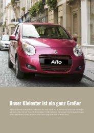 katalog inkl. technische daten (pdf) - Suzuki