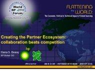 Dana S. Deasy - World BPO/ITO Forum