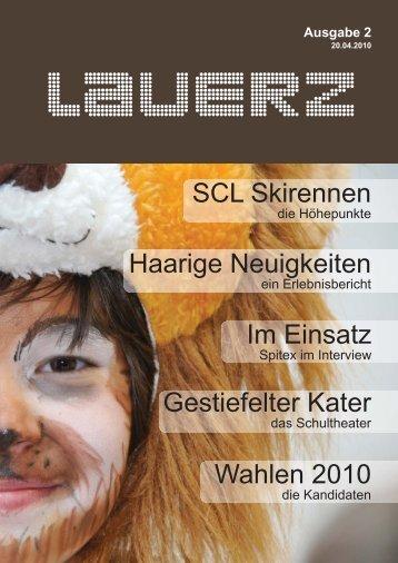 SCL Skirennen Im Einsatz Haarige Neuigkeiten ... - Gemeinde Lauerz