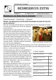 Ausgabe 11 15-02-12 - Besmerhuus