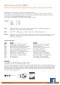 SONTHOFEN OPEN - HEAD German Masters Series - Seite 3